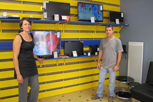 ouverture d 39 un magasin d 39 lectrom nager argentat infos. Black Bedroom Furniture Sets. Home Design Ideas