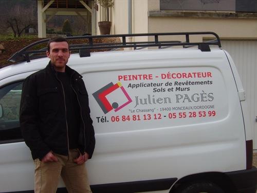 Du Batiment LMB Felletin Puis A T Ouvrier Chez Stphane Bac Pendant Plusieurs Annes Son Entreprise Est Installe Monceaux Sur Dordogne